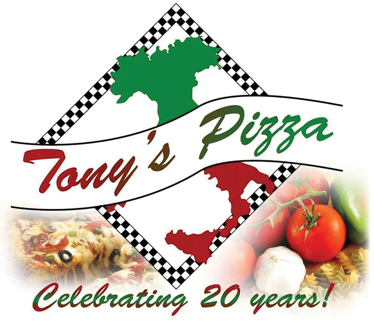 Tony's Pizza & Italian Restaurant